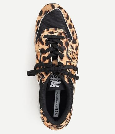 Leopard Patterns Casual Style Street Style Collaboration