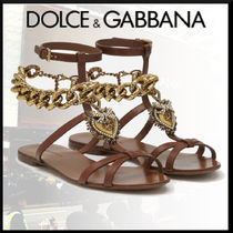 Dolce & Gabbana Heart Casual Style Chain Party Style Formal Style  Logo
