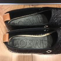 LOEWE Slip-On Shoes