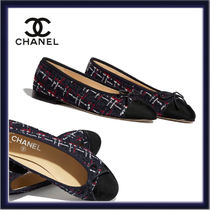 CHANEL Other Plaid Patterns Casual Style Tweed Party Style