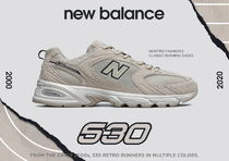 New Balance 530 Casual Style Unisex Street Style Logo Low-Top Sneakers