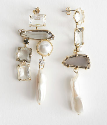 Party Style With Jewels Earrings