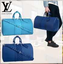 Louis Vuitton Unisex Soft Type Carry-on Luggage & Travel Bags