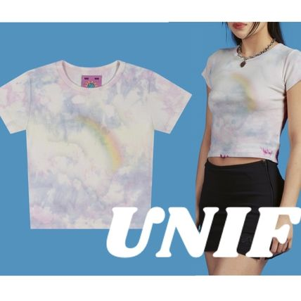 Short Street Style Short Sleeves Cropped