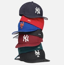 KITH NYC Street Style Collaboration Caps