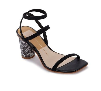 Open Toe Square Toe Casual Style Other Animal Patterns