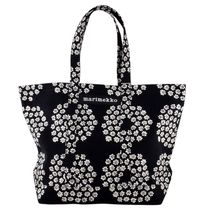 marimekko Flower Patterns Casual Style Office Style Totes