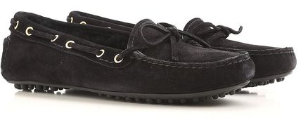Suede Loafer & Moccasin Shoes