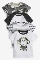 NEXT Co-ord Baby Boy Tops