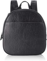 A/X Armani Exchange Casual Style A4 Logo Shoulder Bags