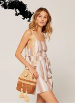 L Space Casual Style Elegant Style Crossbody Shoulder Bags