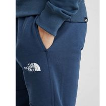 THE NORTH FACE Sweat Plain Cotton Logo Joggers & Sweatpants