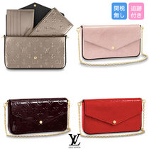 Louis Vuitton MONOGRAM VERNIS Monogram Casual Style 2WAY 3WAY Leather Party Style