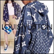 Louis Vuitton MONOGRAM Lv Escale Printed Parka