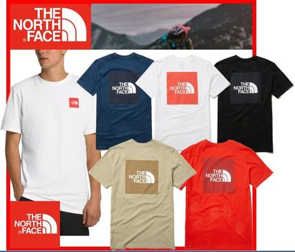THE NORTH FACE More T-Shirts Street Style Short Sleeves Outdoor T-Shirts