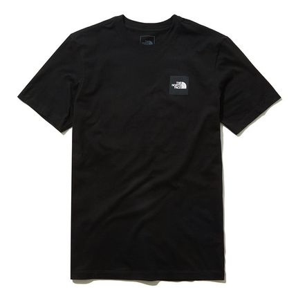 THE NORTH FACE More T-Shirts Street Style Short Sleeves Outdoor T-Shirts 9