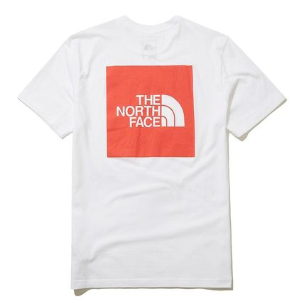 THE NORTH FACE More T-Shirts Street Style Short Sleeves Outdoor T-Shirts 10
