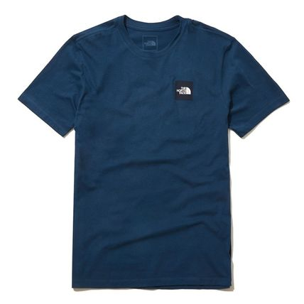 THE NORTH FACE More T-Shirts Street Style Short Sleeves Outdoor T-Shirts 13
