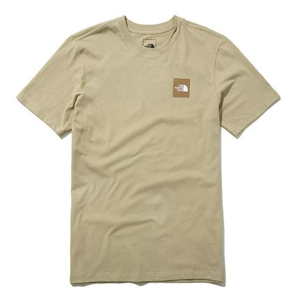THE NORTH FACE More T-Shirts Street Style Short Sleeves Outdoor T-Shirts 15