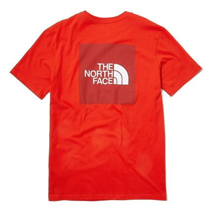 THE NORTH FACE More T-Shirts Street Style Short Sleeves Outdoor T-Shirts 16