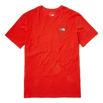 THE NORTH FACE More T-Shirts Street Style Short Sleeves Outdoor T-Shirts 17