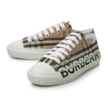 Burberry Casual Style Street Style Low-Top Sneakers
