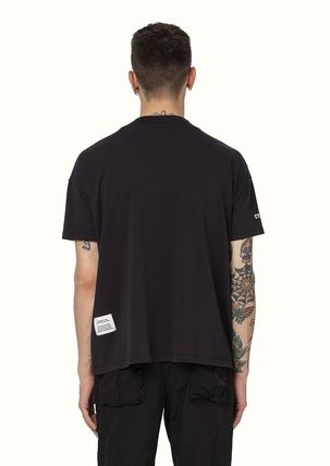 Heron Preston More T-Shirts Street Style Cotton Short Sleeves Oversized Logo T-Shirts 5