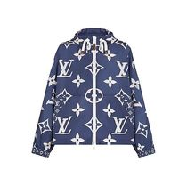 Louis Vuitton Lv Escale Printed Parka