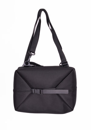 Bag in Bag 3WAY Plain Crossbody Bag Small Shoulder Bag
