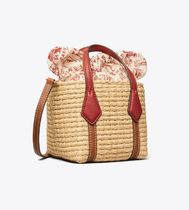 Tory Burch PERRY 2WAY Straw Bags