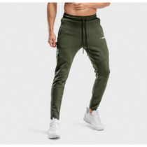 SQUAT WOLF Street Style Activewear Bottoms