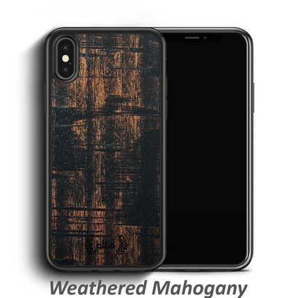 Unisex Plain Handmade Made of Wood iPhone 8 iPhone 8 Plus
