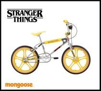 MONGOOSE Street Style Motorcycles & Cars