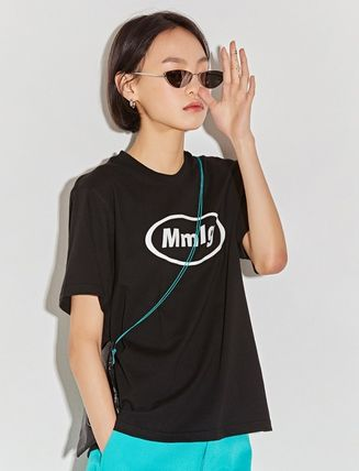 87MM More T-Shirts Unisex Street Style Cotton T-Shirts 7