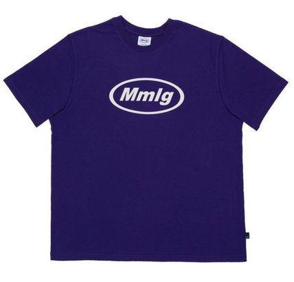 87MM More T-Shirts Unisex Street Style Cotton T-Shirts 11