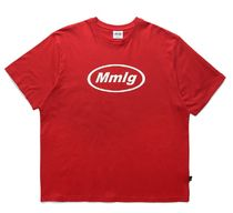 87MM More T-Shirts Unisex Street Style Cotton T-Shirts 18