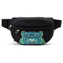 KENZO Casual Style Unisex Nylon Other Animal Patterns Crossbody