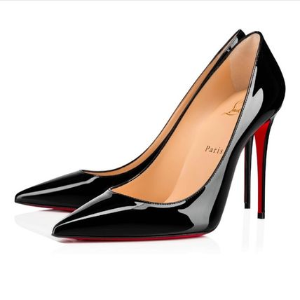 Christian Louboutin So Kate Leather Pin Heels Party Style Office Style Elegant Style