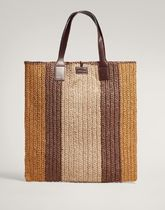 Massimo Dutti Casual Style A4 Leather Office Style Elegant Style Totes
