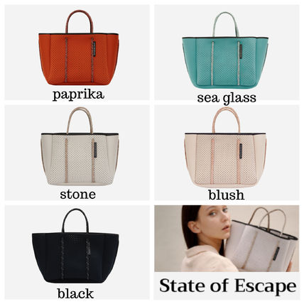 Casual Style Street Style Bag in Bag A4 Office Style
