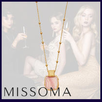 MISSOMA Chain Party Style Silver 18K Gold Elegant Style