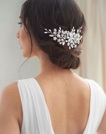 Handmade With Jewels Bridal Wedding Jewelry