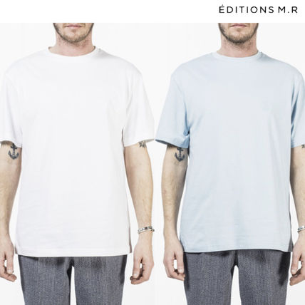 Crew Neck Cotton Short Sleeves Crew Neck T-Shirts