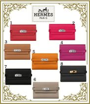 HERMES Kelly Folding Wallets