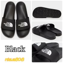 THE NORTH FACE Unisex Street Style Shower Shoes Logo Sports Sandals