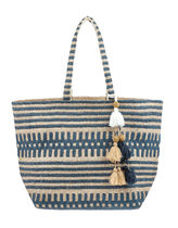 Accessorize Casual Style Tassel A4 Tribal Elegant Style Totes