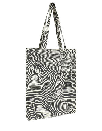 Stripes Casual Style Canvas A4 Elegant Style Formal Style