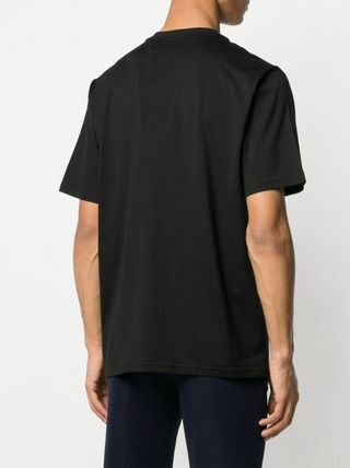 Burberry More T-Shirts Street Style Cotton Luxury T-Shirts 8