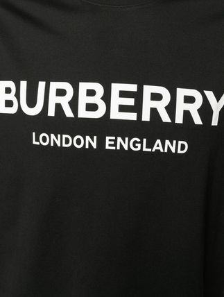 Burberry More T-Shirts Street Style Cotton Luxury T-Shirts 9
