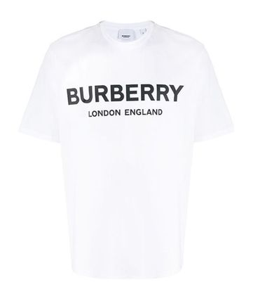 Burberry More T-Shirts Street Style Cotton Luxury T-Shirts 10